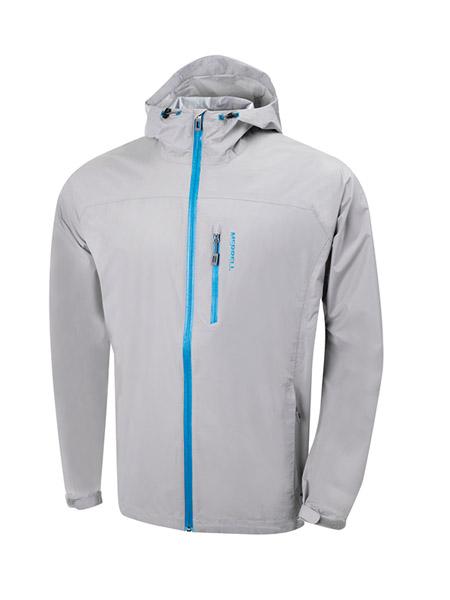 merrell国际品牌2020秋冬灰色保暖长袖外套