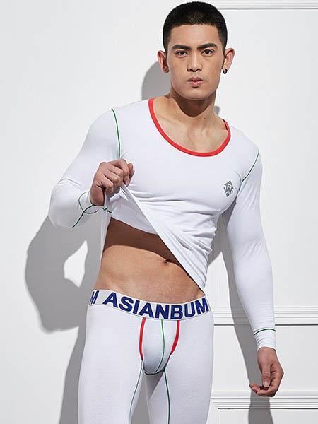 asianbum内衣品牌2020秋冬男士内裤
