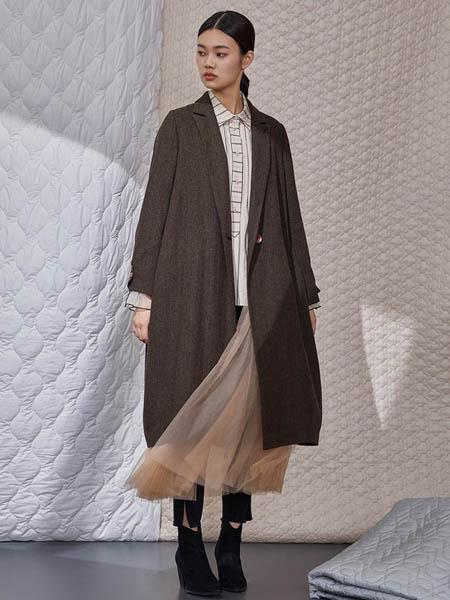 Rhema女装品牌2020秋冬长款外套