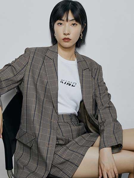 Simple Pieces女装品牌2020秋冬外套