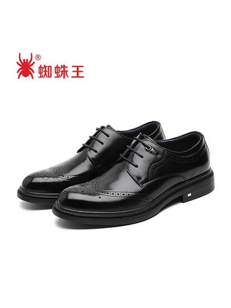 蜘蛛王鞋帽/领带品牌2020秋冬皮鞋