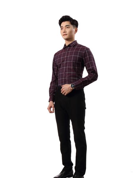 富绅男装品牌2020秋冬衬衫