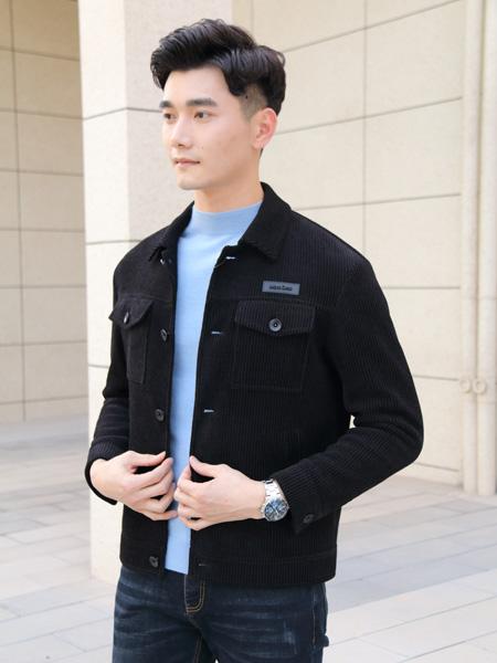富绅男装品牌2020秋冬休闲外套