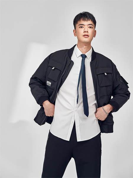 ZUO左男装品牌2020秋冬短款外套