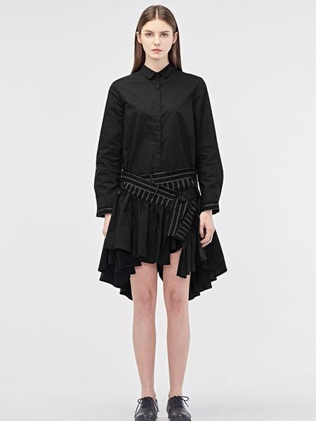 圣迪奥女装品牌2020秋冬连衣裙