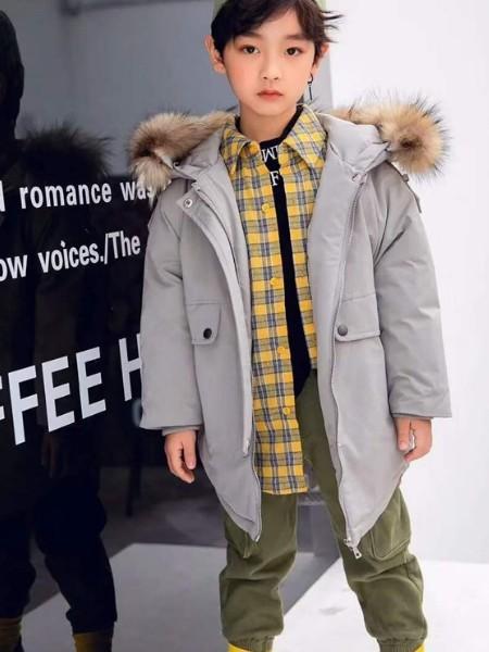 专柜品牌童装厂家直销 迪士尼冬季二棉品牌童鞋