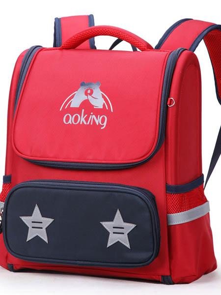 奥王箱包品牌2020秋冬小学生男6-12周岁儿童1-3-6年级女童双肩背包护脊减负