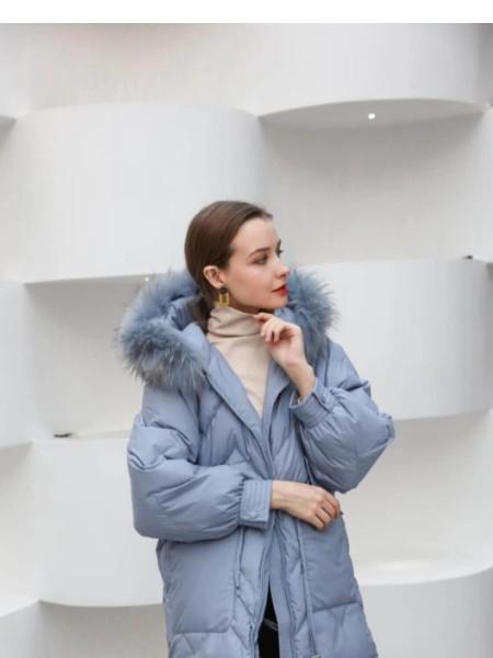 艾零度羽绒品牌折扣女装服装批发品牌2020秋冬新品