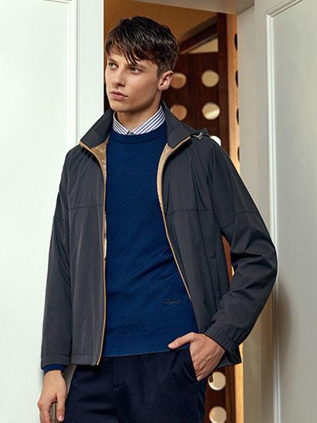 0RRDT男装品牌2020秋冬成熟双面呢保暖外套
