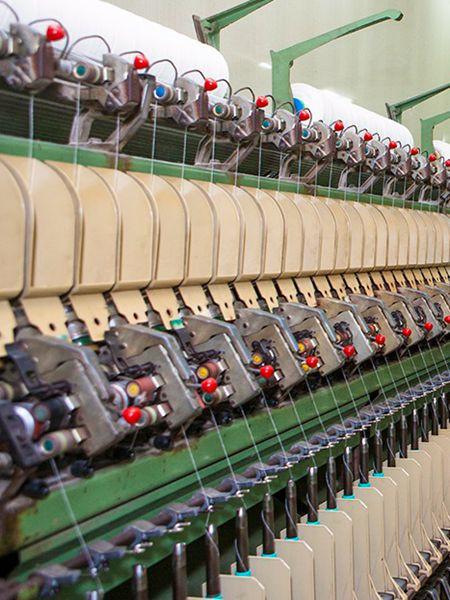鹿王纱线纱线品牌和毛机