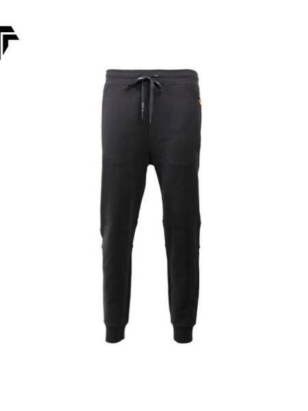 YORRO TANG休闲品牌2021春夏男士时尚针织卫裤