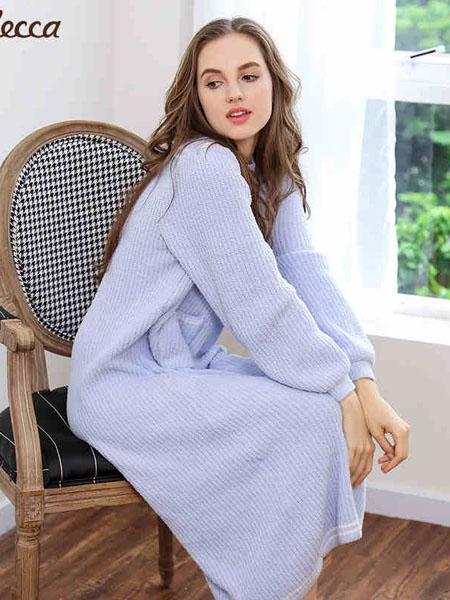 拉可莉卡内衣品牌2021春夏宽松可外穿睡裙