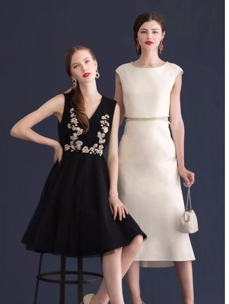 SOIR施华珞.多珞西女装品牌2020秋冬新品