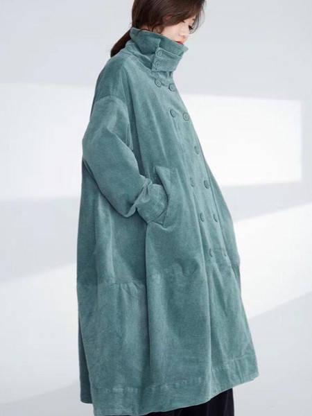 紫布语女装品牌2020秋冬
