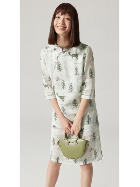 布景女装品牌2021春夏新品