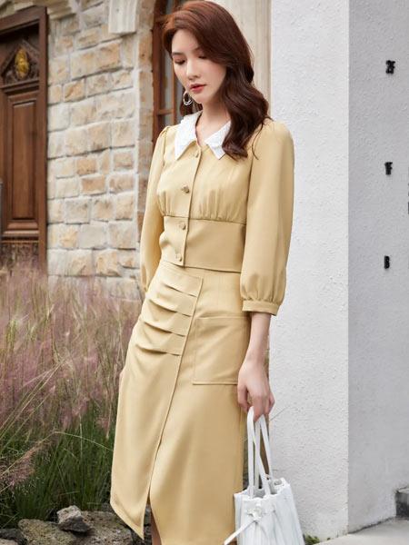 EMIVA艾蜜唯娅女装品牌彩38平台2021春夏