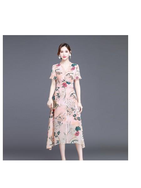 空维福真丝女装 品牌折扣尾货仿真丝上衣女装尾货批发
