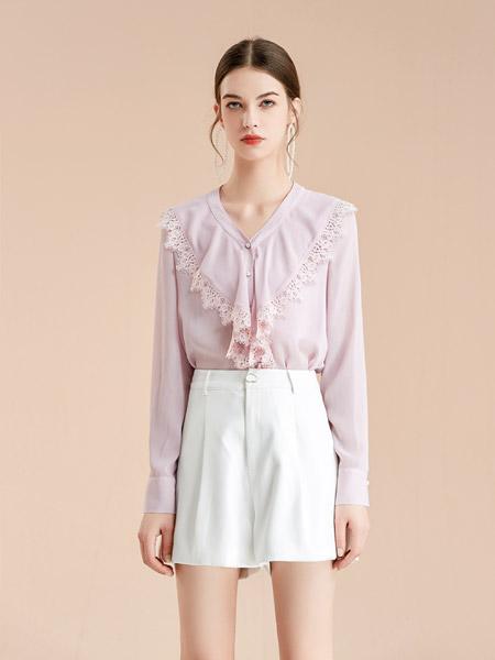 艾丽哲女装品牌2021春夏俏皮百搭两件套