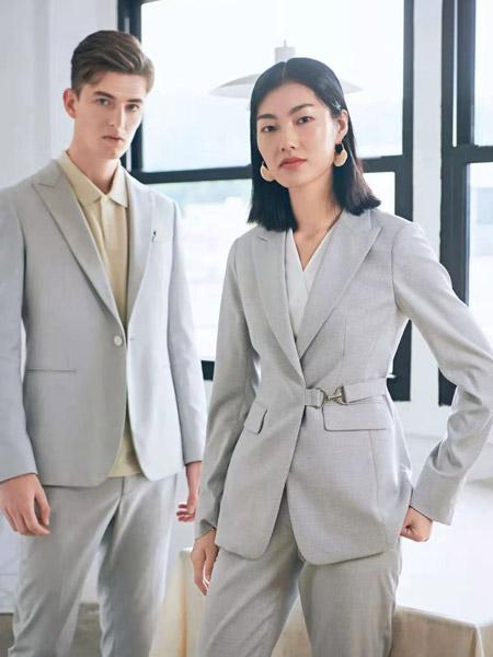 埃沃定制品牌商务个性外套男女装