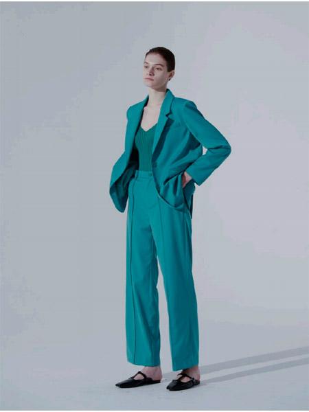 奕色2021春夏新款 优雅大方的简欧时装 令人迷醉