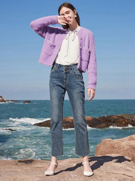 春美多女装品牌2021春夏日系俏皮短款外套