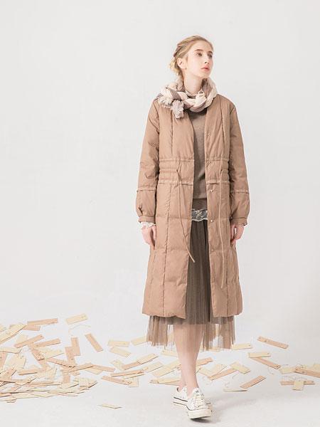 庄玛女装品牌彩38平台长袖长款外套