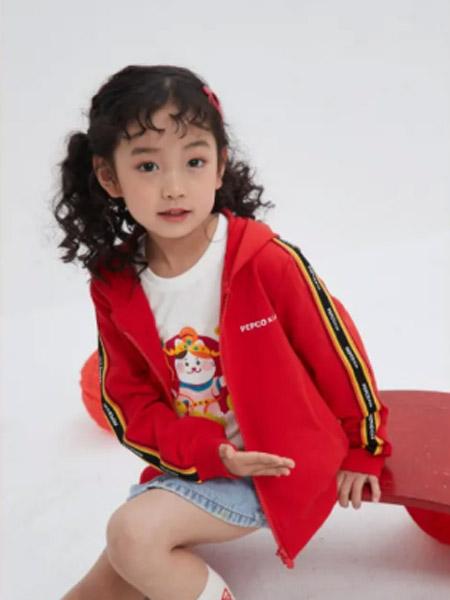 小猪班纳童装品牌2021春夏公主运动休闲外套