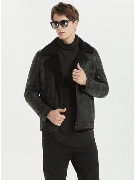PLOVER(啄木鳥)男裝品牌休閑個性外套