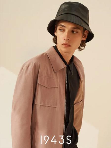 1943S男装品牌2021春款极简街头外套