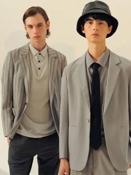 1943S男装品牌2021春款原宿休闲外套