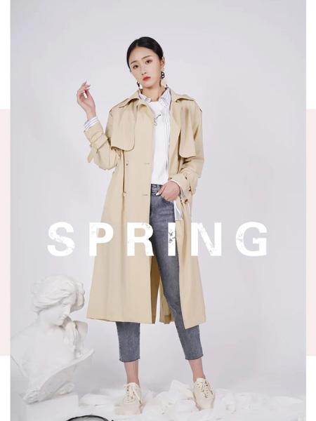 薇薇希女�b品牌2021春夏�赓|外衣