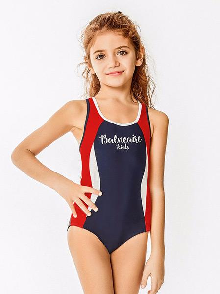 范德安户外品牌2021春夏运动连体泳衣