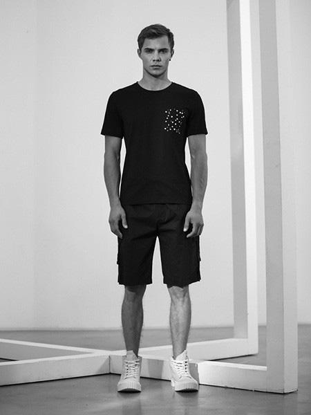 FARMER TEA HOMME男装品牌2021春夏户外T恤
