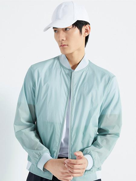 劲霸K-BOXING男装品牌2021春夏立领外套