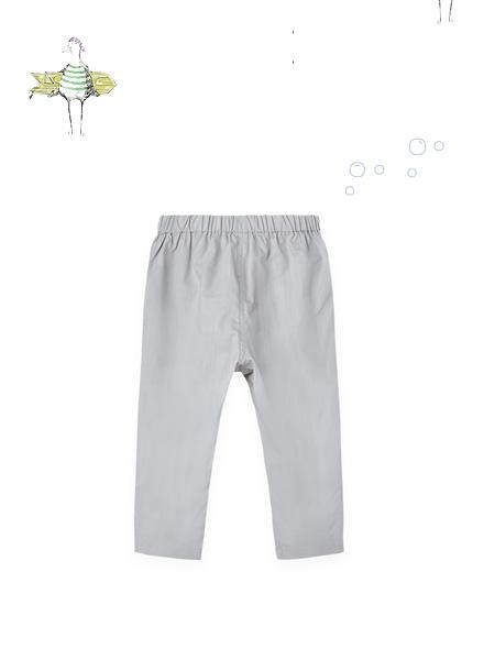 蒙蒙摩米 mesamis童装品牌2021夏季纯棉裤子