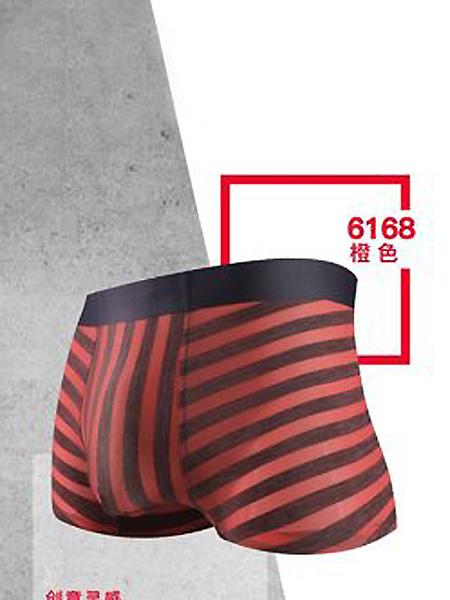 蒂菲尔内衣品牌2021夏季弹性平角裤