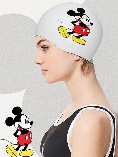 范德安泳衣品牌2021夏季游泳帽柔软硅胶防水时尚