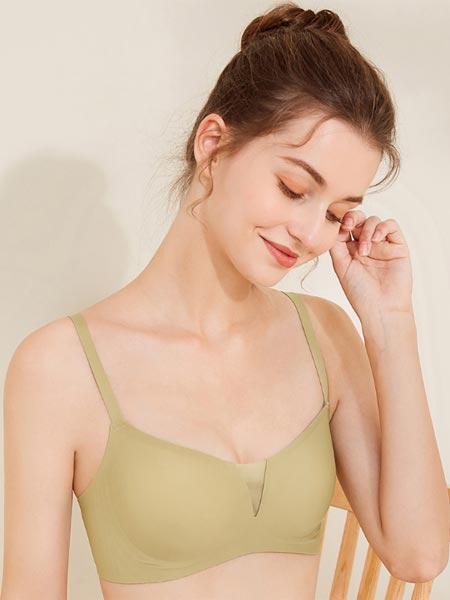 猫人内衣品牌2021夏季薄款冰丝无痕运动内衣文胸罩