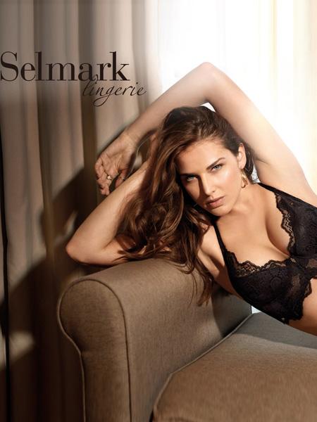 Selmark内衣品牌2021夏季蕾丝调整型内衣