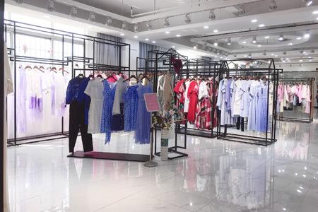 蓝帛湾品牌店铺展示