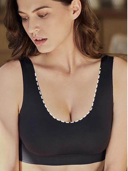 依曼麗內衣品牌2021裹胸內衣