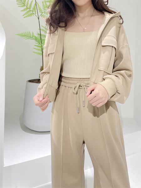 �颜Z茉莉女�b品牌2021秋季短款百搭外套