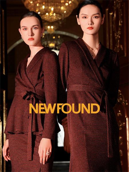 紐方女裝品牌2021秋季V領系帶蝴蝶結毛針織兩件套