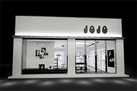 JOJO品牌店铺展示