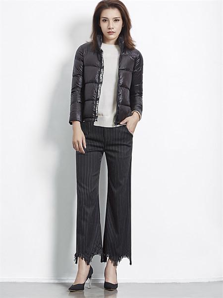 37°生活美学女装品牌2021秋冬薄款加绒外套