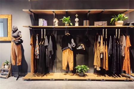 氏伽品牌店铺展示
